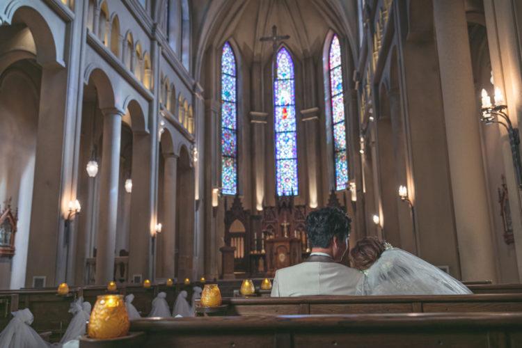 ◆フォトウェディング◆<br>~大聖堂~