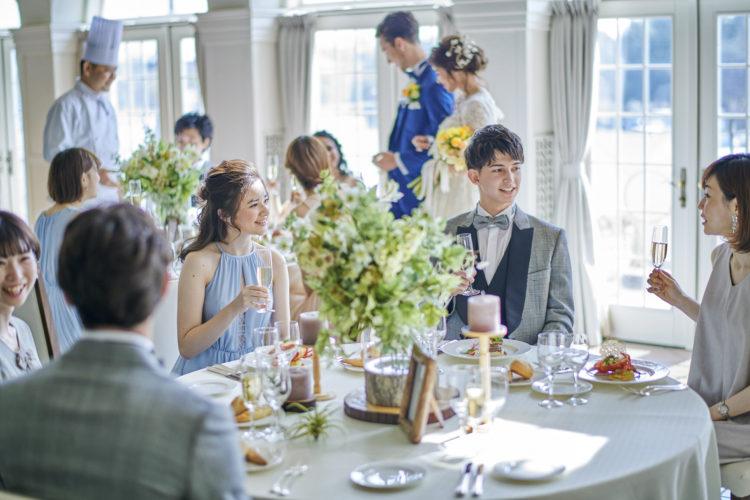 HP限定【挙式+料理重視食事会希望の方へ】料理ワンランクグレードアッププレゼント